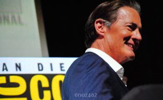 Kyle MacLachlan-SDCC 2017