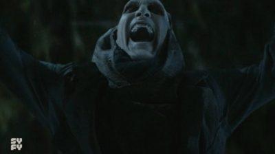 Van Helsing S2x05 Sam the vampire