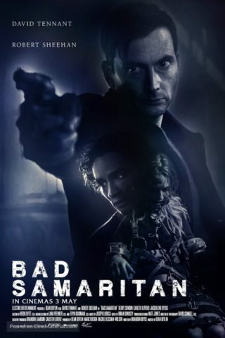 Bad Samaritan Poster banner. Click to follow Bad Samaritan on Twitter!