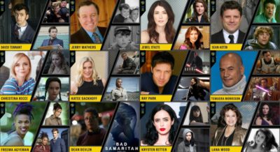 SVCC 2018 featured celebrities - Click to learn about all the SVCC guests!