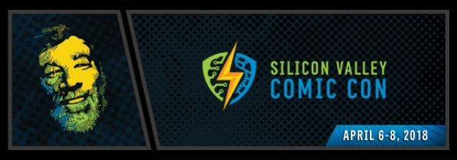 Silicon Valley Comic Con 2018 - Click to visit and follow SVCC on Twitter!