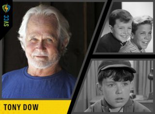 Tony Dow of Leave It To Beaver - Click to learn about all the SVCC 2018 guests!