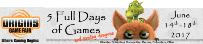 2017 Origins Banner