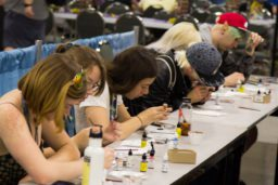 Paint and Take at Origins