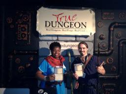 True Dungeon at Origins