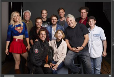 Space Command Cast Courtesy Getty Images via Marc Zicree