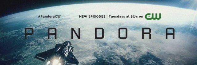 Pandora Banner Logo