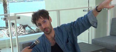 SDCC 2019 Jason Lazarus Interview at Hilton Bayfront