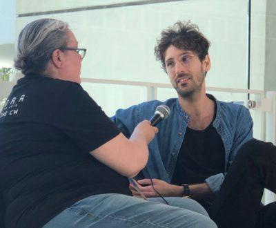 SDCC 2019 Jason Lazarus Interview image courtesy Whitebear PR