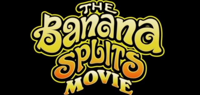 The Banana Splits Movie banner