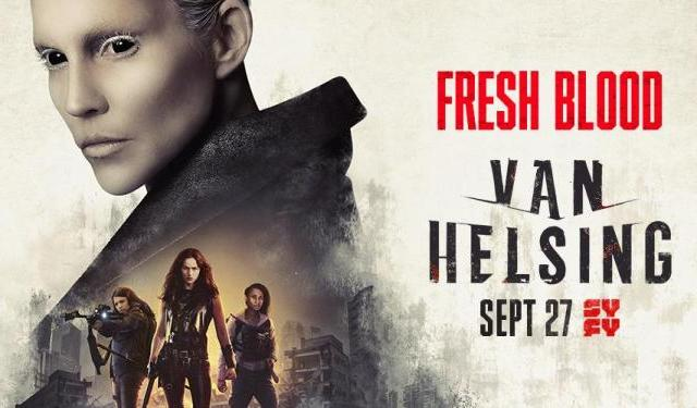 Van Helsing S4 banner