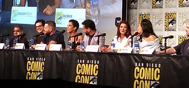 SDCC 2019 The Expanse Panel