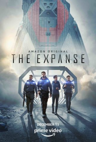 The Expanse on Prime Large Poster 2019