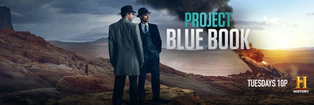 Project Blue Book banner 2020