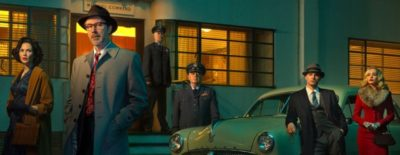 Project Blue Book cast banner