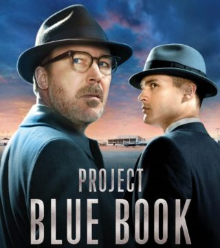 Project Blue Book poster 2020 - Click to follow Project Blue Book on Twitter!