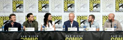 SDCC 2019 Project Blue Book Panel