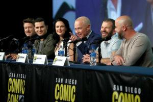 Project Blue Book Panel HD Video San Diego Comic-Con 2019!