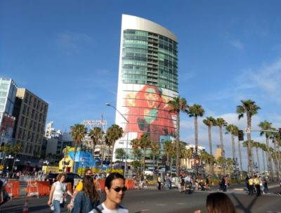 SDCC 2018 Events Outside the Convention Halls