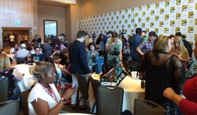 San Diego Comic-Con 2019 Press Room