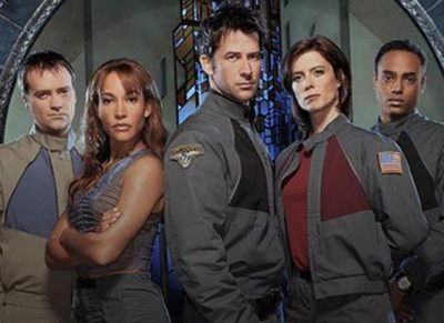 Stargate Atlantis Main Cast - Crop