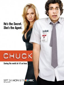 Click to learn more about Chuck at NBC!
