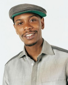 Click to learn more about Dave Chappelle