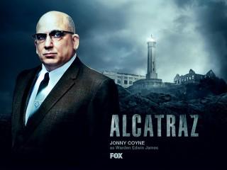 Jonny Coyne as Warden Edwin James on Alcatraz