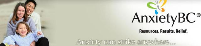 Anxiety British Columbia banner - Click to larn more