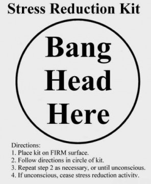 Bang head here if you have OCD