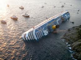 Costa Concordia disaster courtesy National Geographic