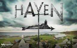 Visit and learn more about Haven at Syfy!