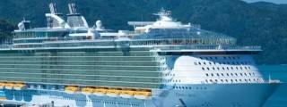 Royal Caribbean International Oasis Sea banner