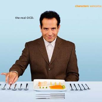 Adrian Monk suffers from OCD - Learn more at the USA Network!