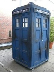 Learn more about Doctor Who at teh official web site!