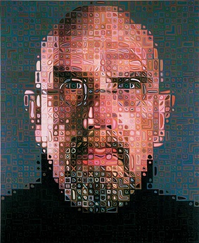 Learn more about Chuck Close Artists and Painter!