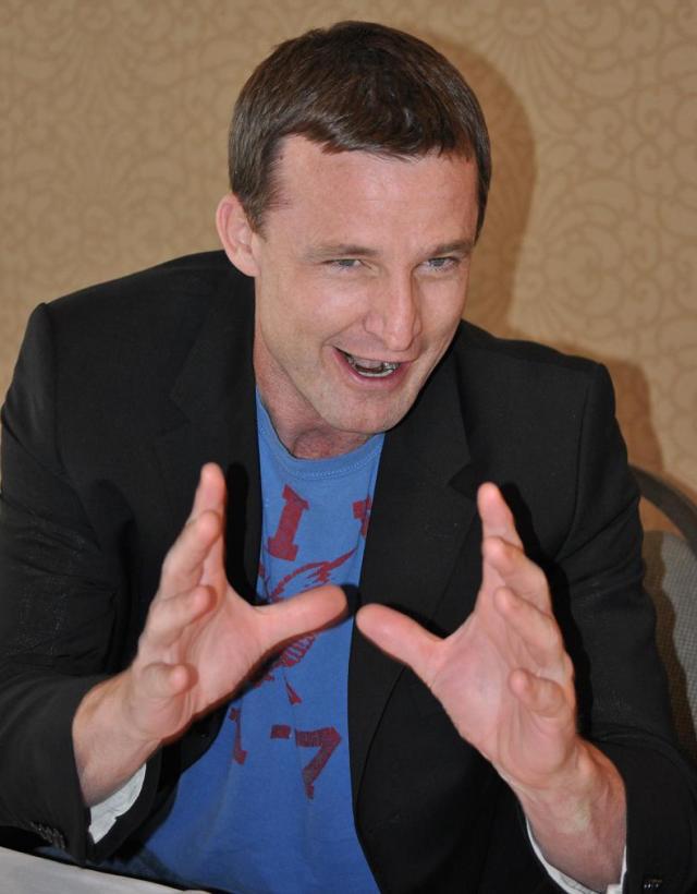 Stargate Vancouver 2012 - Peter Flemming