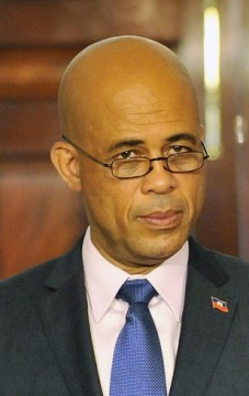 Click to learn more about Michel Martelly!