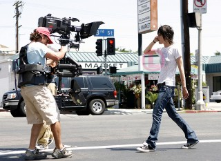 Vancouver filming L-Word
