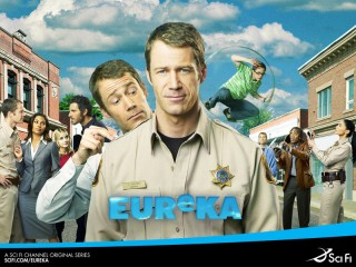 Click to learn more about Eureka at Syfy!