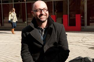 Simon Barry. Photo copyright of Shaw Media/Showcase