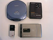 Click to learn more about the Sony Walkman Family of products!