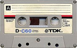 Click to learn more about the TDK-Compact Cassette!