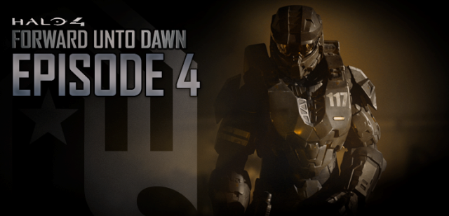 Halo 4 promotional banner 4 - Click to learn more at the official X-BOX web site!