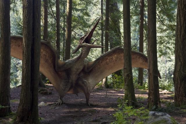 Primeval New World Dino