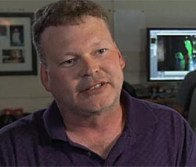 Mark Savela VFX Guru of Primeval New World
