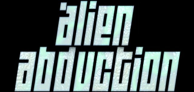 Alien Abduction Banner Logo - Click to learn more at the official CineCoup web site!
