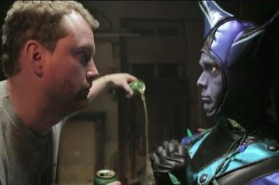 Patrick Gilmore as Dave Duberinski in Alien Abduction