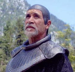Tony Amendola as Master Bra'Tac in Stargate SG-1 - Click to learn more at MGM Studios!