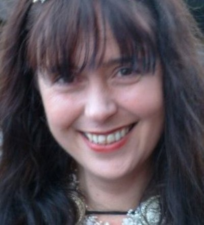 Angela Timms, author, Reiki Master and owner of Eden Dream